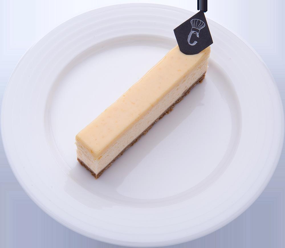 典藏橙檸重乳酪金磚